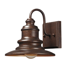 ELK Lighting 47010/1 - Marina 1 Light Outdoor Sconce In Hazelnut Bronze