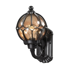 ELK Lighting 87020/1 - Madagascar 1 Light Outdoor Sconce In Matte Black