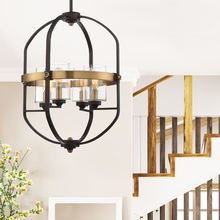 Savoy House 3-8040-4-79 - Kirkland 4 Light Foyer Pendant