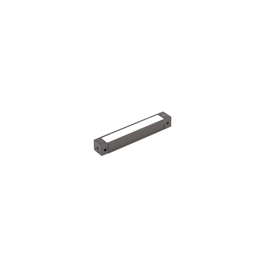 WAC Lighting 4041-27BZ WAC Landscape LED Low Voltage Vertical Scoop Step and Wall Light 2700K in Bronze