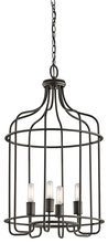 Kichler 42855OZ - Large Foyer Pendant 4Lt