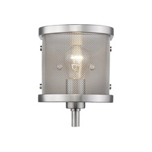 Golden 3167-1W PW - 1 Light Wall Sconce (with shade)
