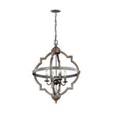Sea Gull 5124904-846 - Four Light Hall / Foyer