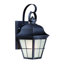 "Vaxcel International NH-OWD070OR - New Haven 7"" Outdoor Wall Light"