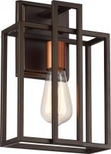 Nuvo 60/5851 - Lake 1 Light Wall Sconce