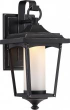 Nuvo 62/821 - Essex 1 Light Outdoor Sm Lantern