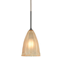 ELK Lighting 10439/1 - Calipsa 1 Light Pendant In Oil Rubbed Bronze