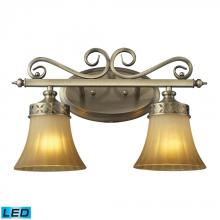 ELK Lighting 11427/2-LED - Two Light Colonial Bronze Vanity