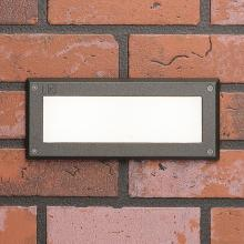 Kichler Landscape 15774AZT30R - Deck LED 2W Brick Light Landscape